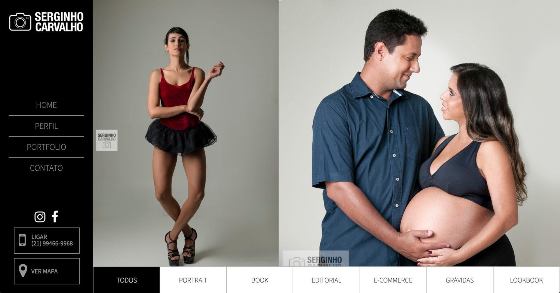 Capellaweb - Site - Serginho Carvalho